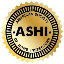 ashi logo gold