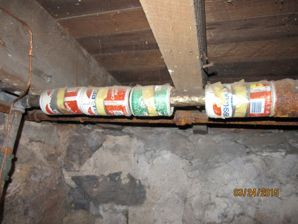 beer can pipe insulation2