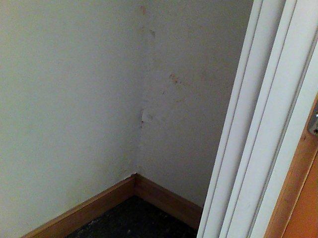 Suspicion of leakage
